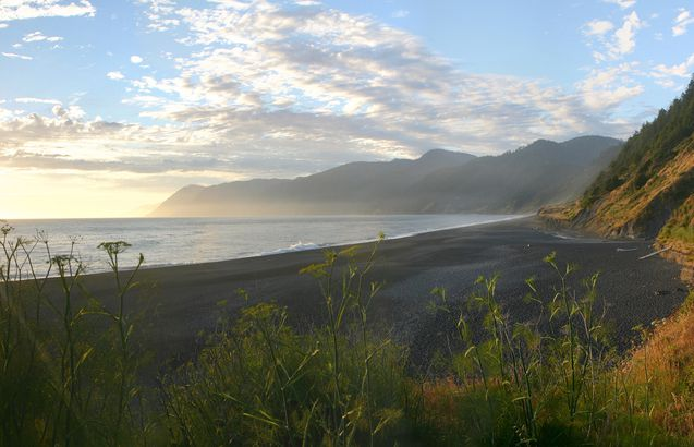 The Lost Coast, California