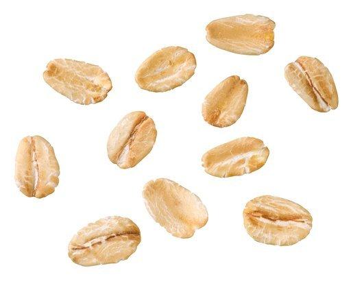 oats isolated