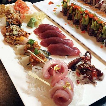 Harumi Sushi In Phoenix Arizona