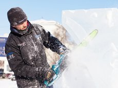 Amazing Winter and Ice Festivals