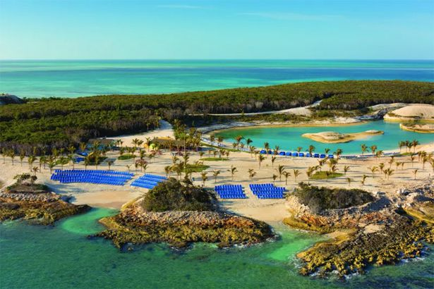 Great Stirrup Cay, Northern Bahamas, Norwegian Cruise Lines