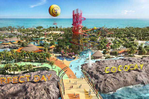 CocoCay, Northern Bahamas, Royal Caribbean Cruises