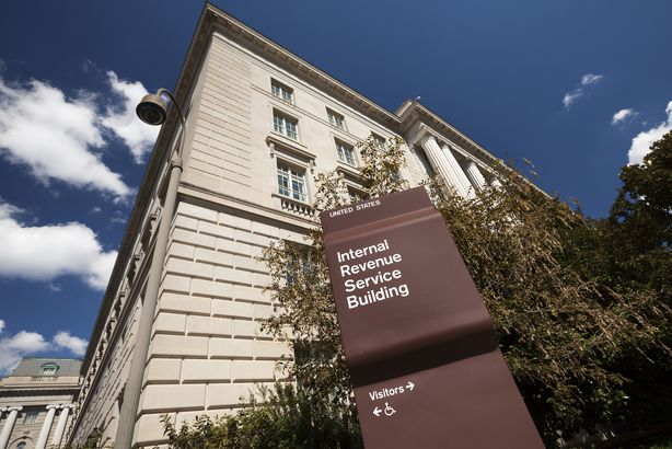 IRS building in Washington, D.C.