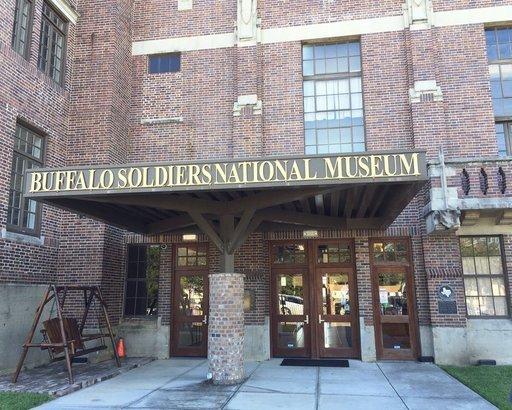 Buffalo Soldiers National Museum, Houston