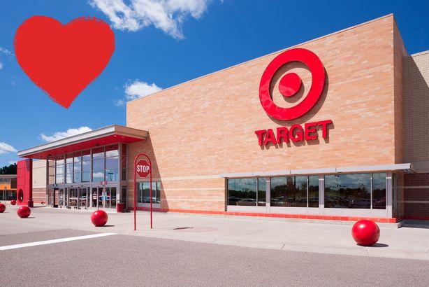 exterior view of Target chain store in Minnetonka, Minnesota