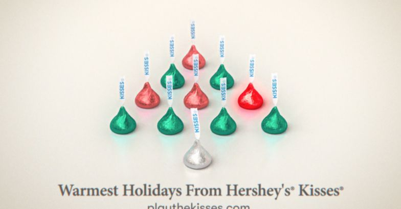 Hershey Kisses 'Bells' Commercial