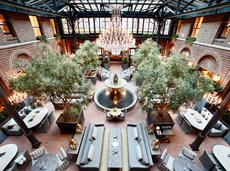 3 Arts Club Cafe in Chicago, Illinois