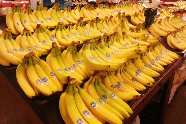 bananas at Kroger