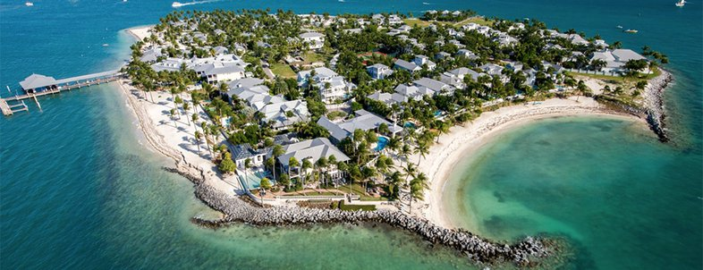 Sunset Key Cottages in Key West, Florida