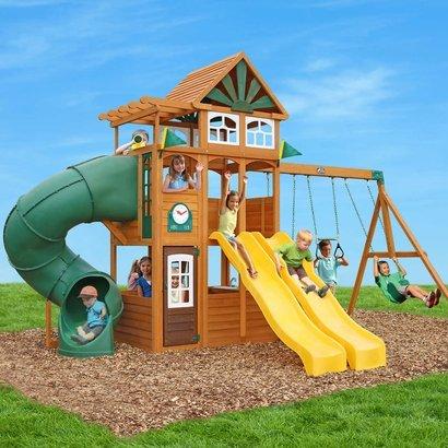 Cedar Summit Play Set from Costco