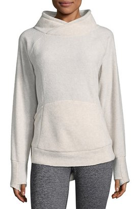 1560674ba99d Women s Xersion Brushed Fleece Funnel Pullover