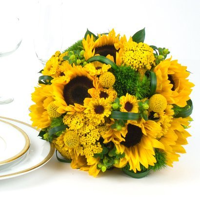 Sam's Club Sunflower Wedding Collection