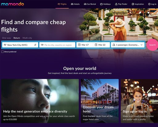 What are the best cheap travel sites cheapism autos post for Best travel discount websites