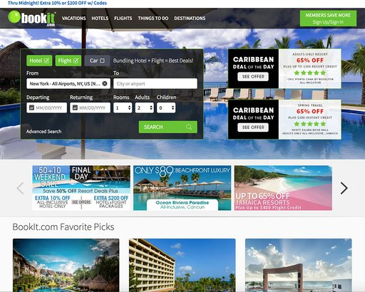 Best Cheap Travel Sites Like Travelocity and Priceline - But Better