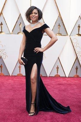Taraji P. Henson at 2017 Oscars