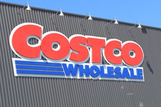 Costco store sign