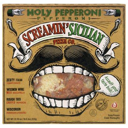 Screamin' Sicilian Holy Pepperoni