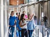 tour in distillery