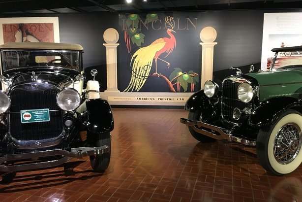 Gilmore Car Museum in Hickory Corners, Michigan