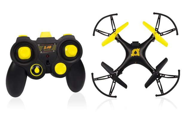 TX Juice Quadcopter AI Camera Drone