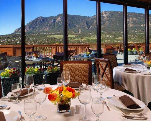 Mountain View Restaurant in Colorado Springs, Colorado