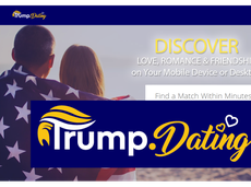 Trump Dating Site