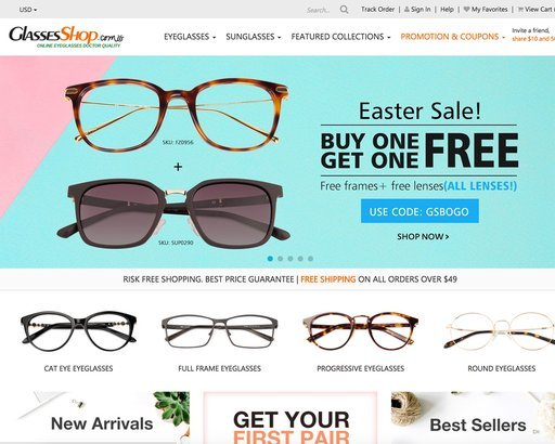 4d3dcfbd156 18 Places to Buy Cheap Prescription Glasses Online