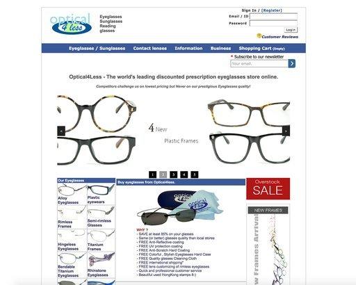 18 Places to Buy Cheap Prescription Glasses Online | Cheapism