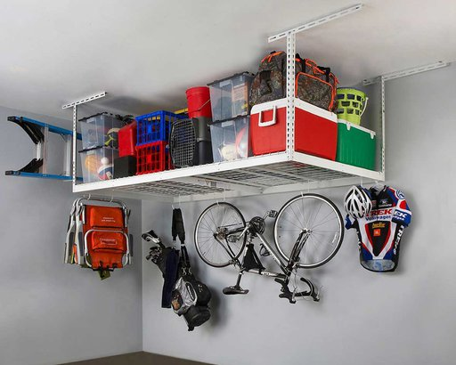 SafeRacks Overhead Garage Storage Rack