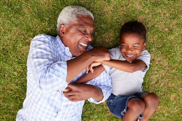 Spoiling Your Grandkids