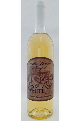Hidden Meadow Vineyard: Smith Ridge White