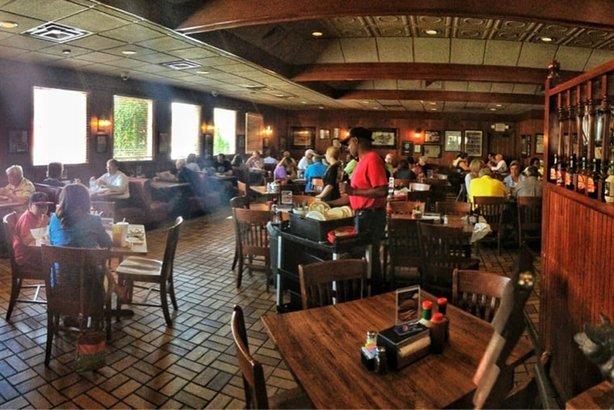 Big Bob Gibson Bar-B-Que in Decatur, Alabama
