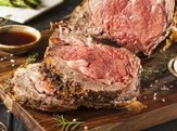 prime rib roast with herbs and spices