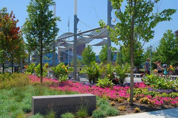 Smale Park, Cincinnati
