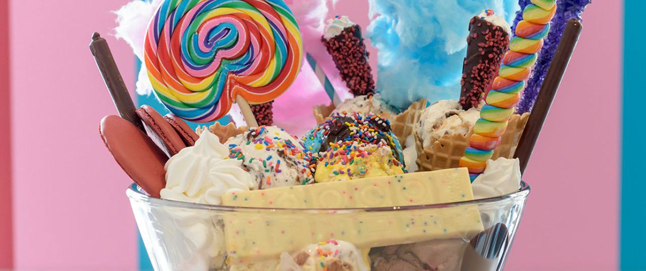 27 Indulgent Ice Cream Sundaes Across America