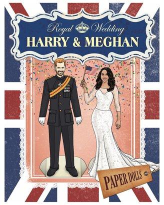 Harry & Meghan Paper Dolls