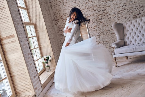 The Cheapest Wedding Dress