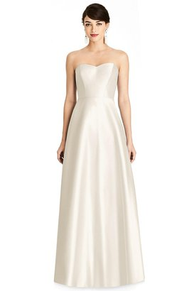 50s Wedding Dress Staples's Long