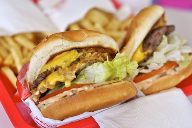 In-N-Out Double-Double