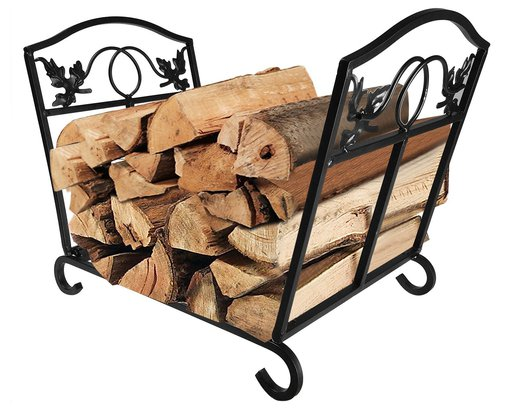 Amagabeli Garden & Home Fireplace Log Holder