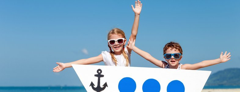 Best Cruises for Families With Young Children