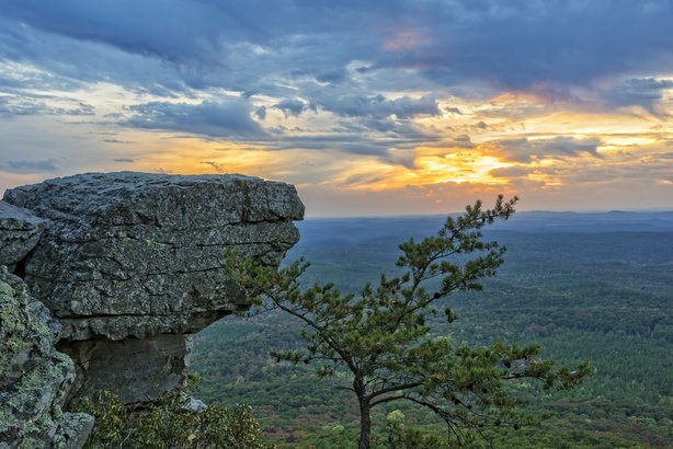 Cheaha State Park, AL