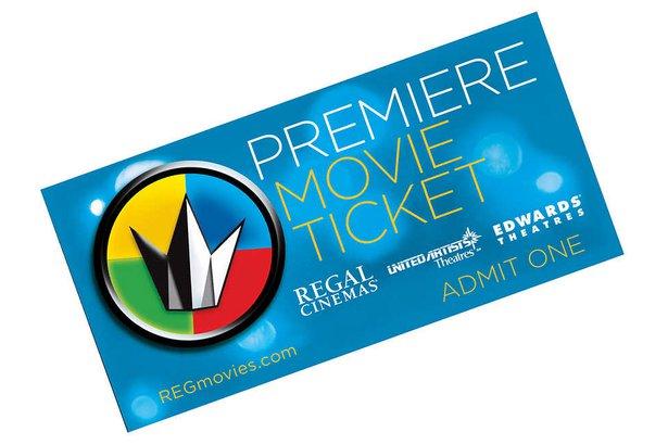 Regal 10-Ticket Movie Packs
