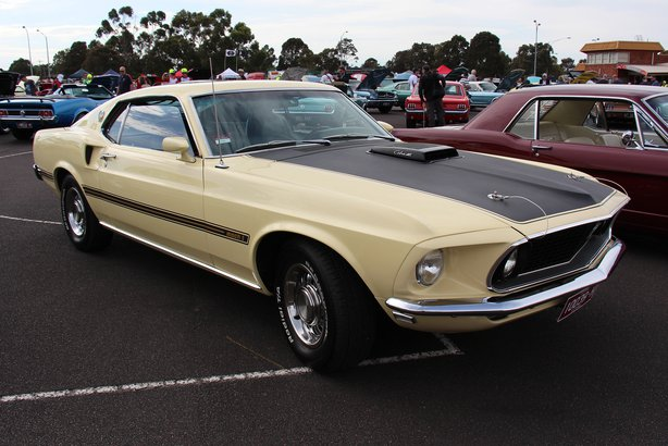 Ford Muscle Cars That Defined A Generation Cheapism - Ford classic cars