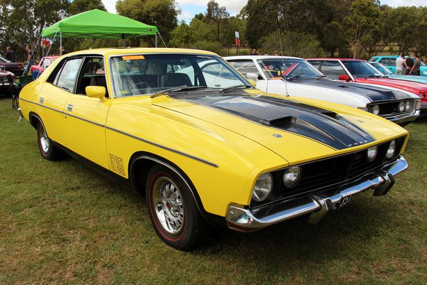 1973 Ford Falcon XB GT