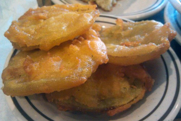 Fried Green Tomatoes, Irondale Cafe in Irondale