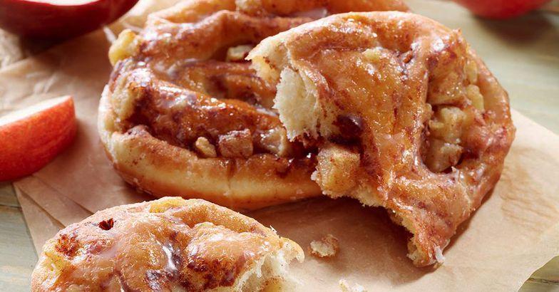 Apple Fritter, Krispy Kreme