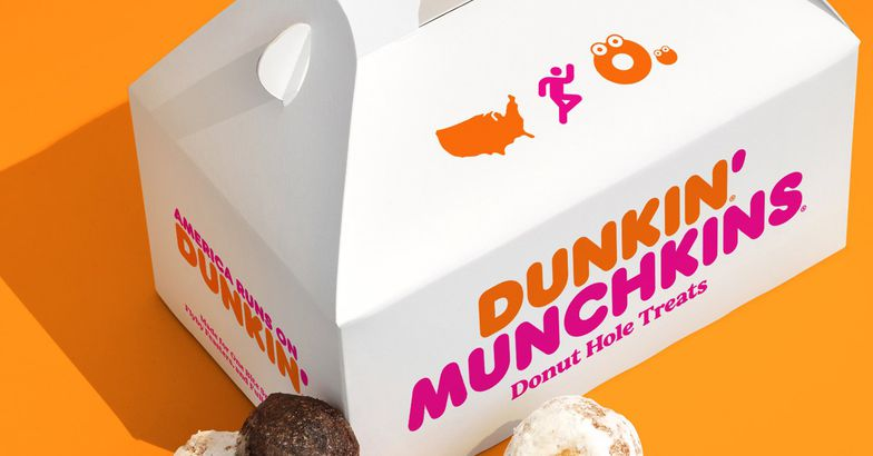 Doughnut Holes, Dunkin' Donuts