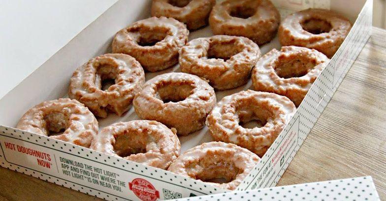 Old-Fashioned, Krispy Kreme