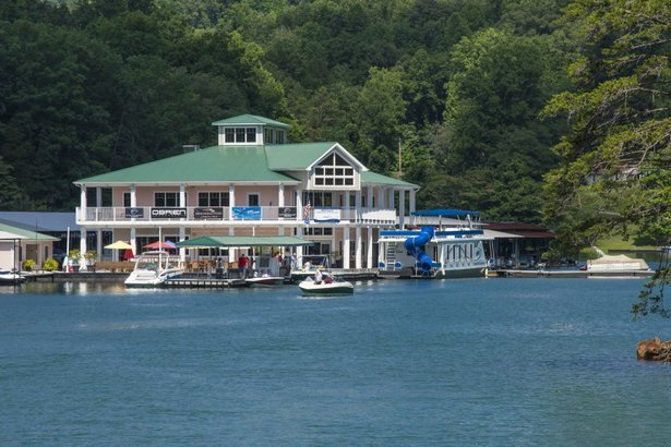 Norris Lake Houseboat Als At In Tennessee